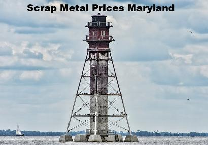 Scrap Metal Prices Maryland