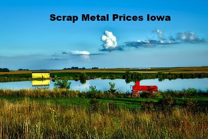 Current Scrap Metal Prices Per Pound Iowa | Scrap Copper, Lead