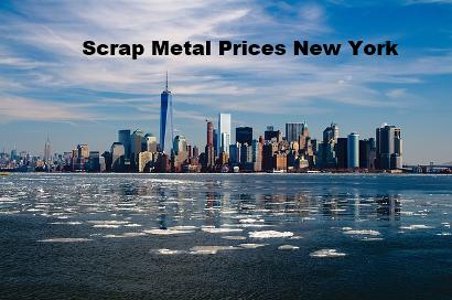 New York Scrap Metal Prices Per Pound
